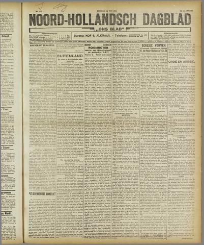 Ons Blad : katholiek nieuwsblad voor N-H 1921-05-10