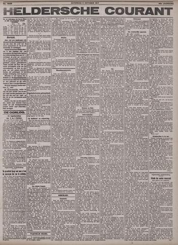 Heldersche Courant 1917-10-06