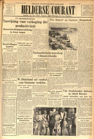 Heldersche Courant 1953-07-21