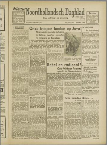 Nieuw Noordhollandsch Dagblad : voor Alkmaar en omgeving 1946-03-09