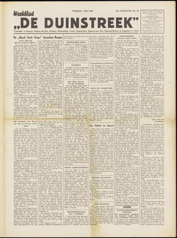 De Duinstreek 1949-07-01
