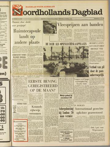 Noordhollands Dagblad : dagblad voor Alkmaar en omgeving 1969-07-24