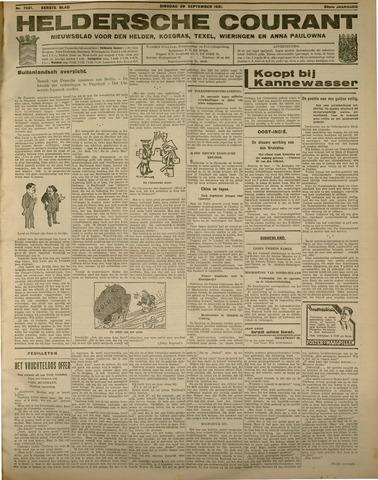 Heldersche Courant 1931-09-29
