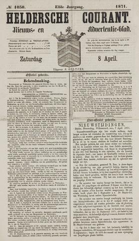 Heldersche Courant 1871-04-08