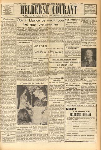 Heldersche Courant 1952-09-19
