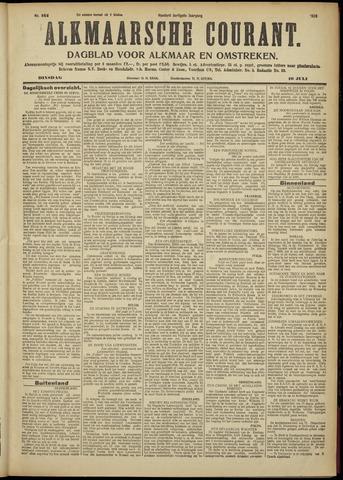 Alkmaarsche Courant 1928-07-10