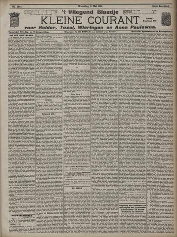 Vliegend blaadje : nieuws- en advertentiebode voor Den Helder 1910-05-11