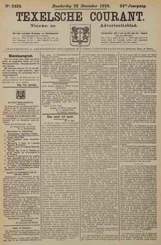 Texelsche Courant 1910-12-22