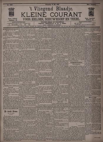 Vliegend blaadje : nieuws- en advertentiebode voor Den Helder 1896-05-13