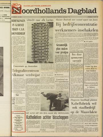Noordhollands Dagblad : dagblad voor Alkmaar en omgeving 1969-03-27