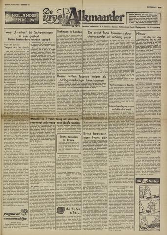 De Vrije Alkmaarder 1950-06-03