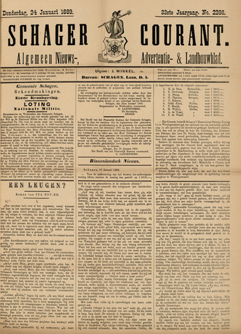 Schager Courant 1889-01-24