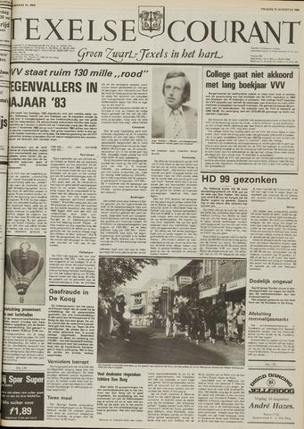 Texelsche Courant 1984-08-10