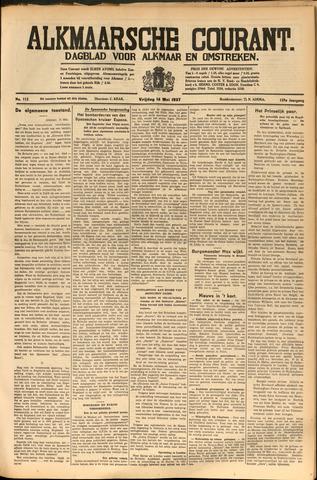Alkmaarsche Courant 1937-05-14