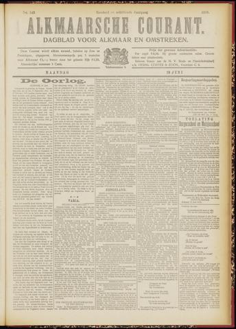 Alkmaarsche Courant 1916-06-19