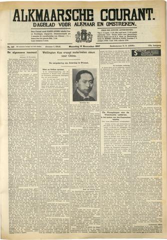 Alkmaarsche Courant 1937-11-15