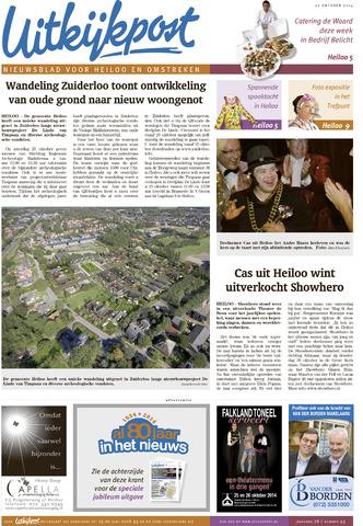 Uitkijkpost : nieuwsblad voor Heiloo e.o. 2014-10-22