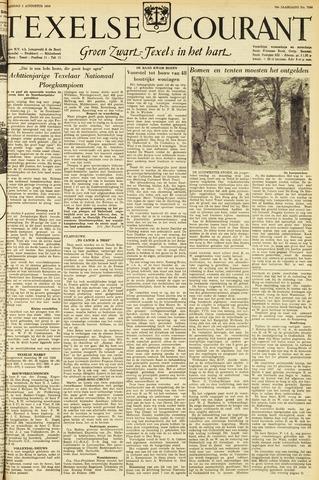 Texelsche Courant 1956-08-01