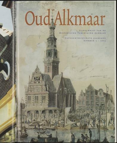 Oud Alkmaar 2003-12-01