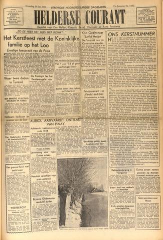 Heldersche Courant 1952-12-24