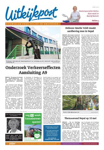 Uitkijkpost : nieuwsblad voor Heiloo e.o. 2015-05-06