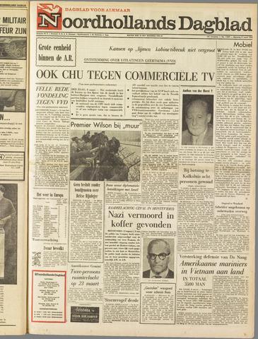 Noordhollands Dagblad : dagblad voor Alkmaar en omgeving 1965-03-08