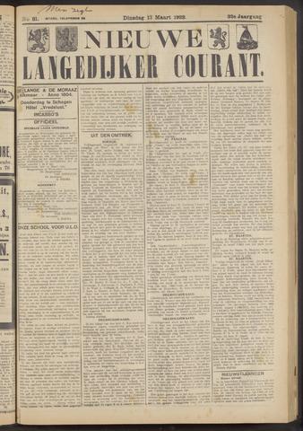 Nieuwe Langedijker Courant 1923-03-13