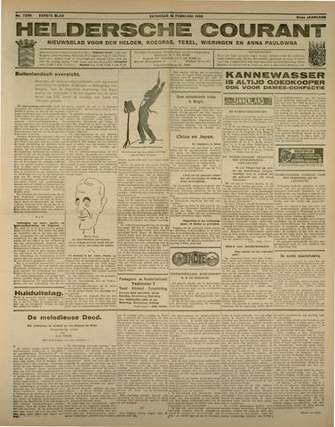 Heldersche Courant 1933-02-18