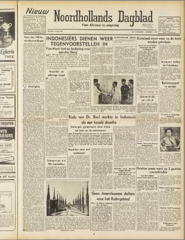 Nieuw Noordhollandsch Dagblad : voor Alkmaar en omgeving 1947-07-18
