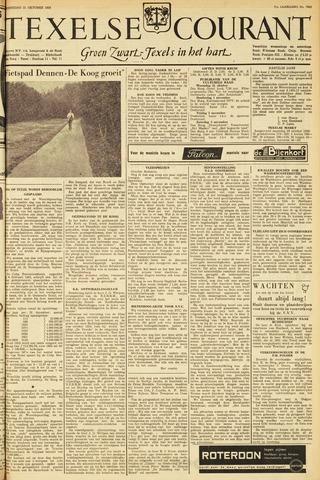 Texelsche Courant 1956-10-31