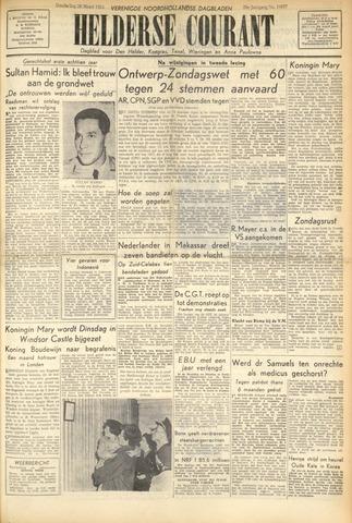 Heldersche Courant 1953-03-26