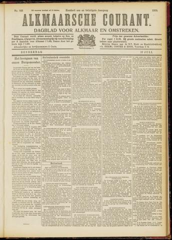 Alkmaarsche Courant 1919-07-17