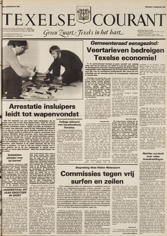 Texelsche Courant 1982-02-12