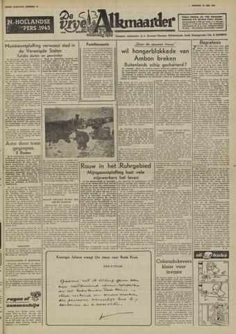 De Vrije Alkmaarder 1950-05-23