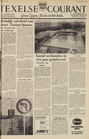 Texelsche Courant 1970-07-03