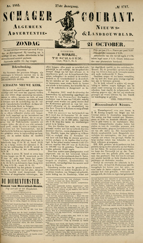 Schager Courant 1883-10-21