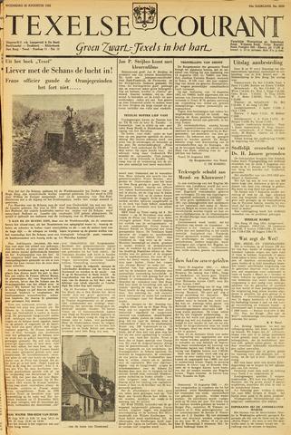 Texelsche Courant 1952-08-20