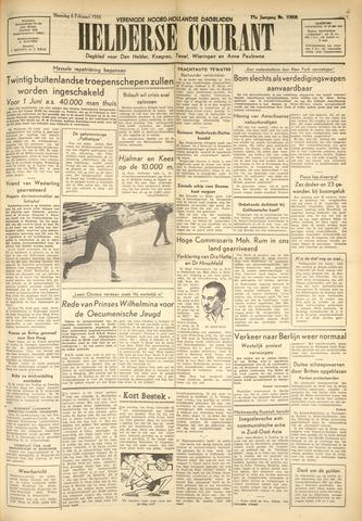 Heldersche Courant 1950-02-06