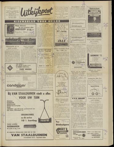 Uitkijkpost : nieuwsblad voor Heiloo e.o. 1973-04-11