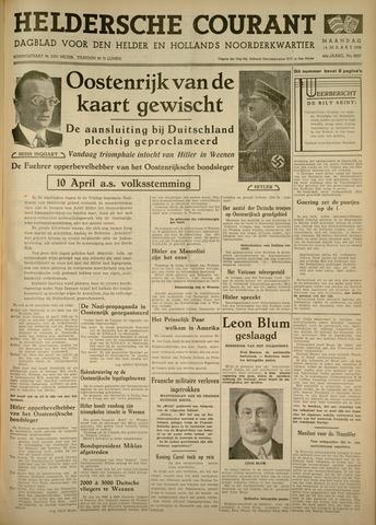 Heldersche Courant 1938-03-14
