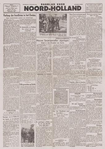 Dagblad Noord-Holland, Schager editie 1943-08-12
