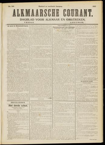 Alkmaarsche Courant 1912-12-06