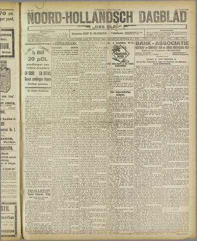 Ons Blad : katholiek nieuwsblad voor N-H 1921-08-06