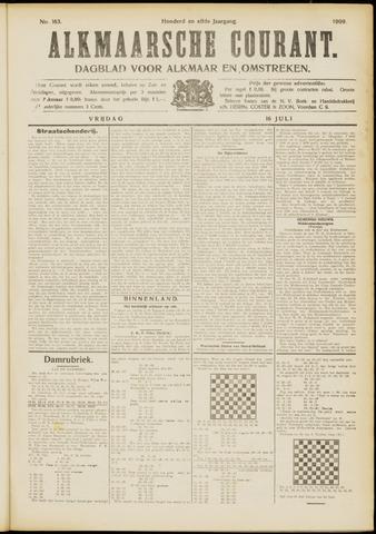 Alkmaarsche Courant 1909-07-16