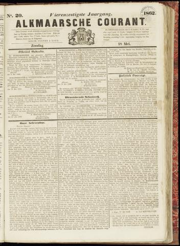 Alkmaarsche Courant 1862-05-18