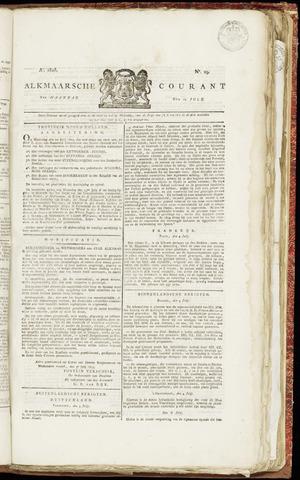 Alkmaarsche Courant 1825-07-11