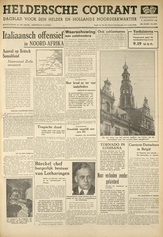 Heldersche Courant 1940-08-08