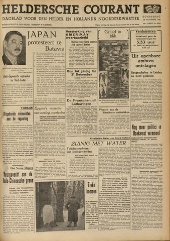 Heldersche Courant 1940-11-28