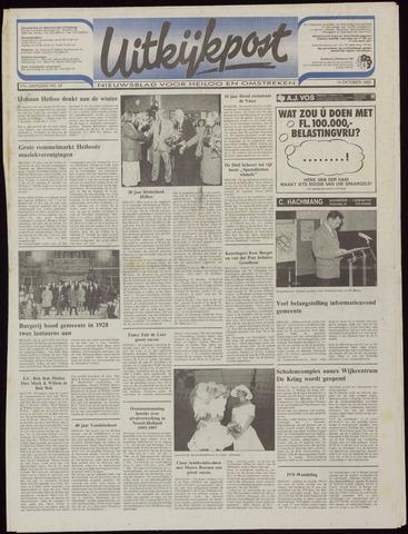 Uitkijkpost : nieuwsblad voor Heiloo e.o. 1992-10-14