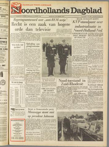 Noordhollands Dagblad : dagblad voor Alkmaar en omgeving 1964-08-26